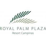 Royal Palm Plaza logo vector logo