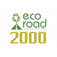 Eco Road 2000 logo vector logo