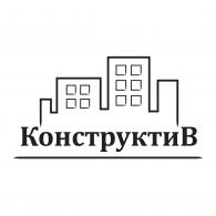 Конструктив – Kvokna logo vector logo