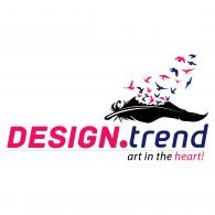 Design Trend logo vector logo