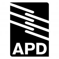 APD logo vector logo