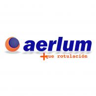Aerlum Rotulacion logo vector logo