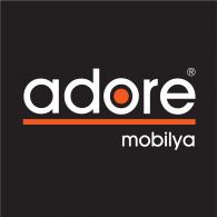 Adore Mobilya logo vector logo