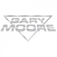 Gary Moore logo vector logo