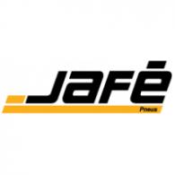 Jafé Pneus logo vector logo