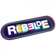 Rebelde Brasil Record logo vector logo