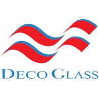 Deco Glass logo vector logo