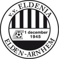 Voetbalvereniging Eldenia logo vector logo