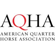 AQHA logo vector logo