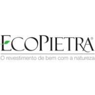 EcoPietra logo vector logo