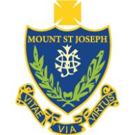 Mount St Joseph logo vector logo