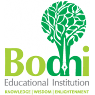 Bodhi Educational Institution logo vector logo