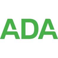 ADA logo vector logo