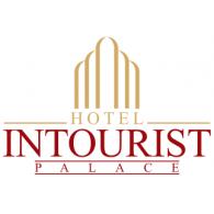 Hotel Intourist Palace logo vector logo