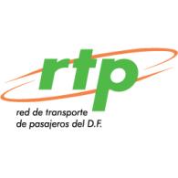 RTP logo vector logo