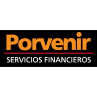 Porvenir logo vector logo