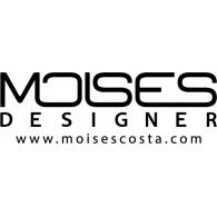 Moises Designer logo vector logo