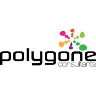 Polygone logo vector logo