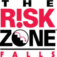 Risk Zone logo vector logo