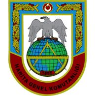HARİTA GENEL KOMUTANLIĞI logo vector logo