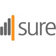 4 sure logo vector logo
