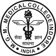 MGM Medical College Indore logo vector logo