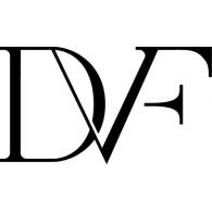 DVF logo vector logo