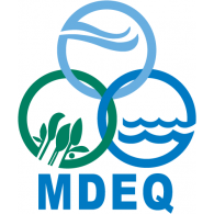MDEQ logo vector logo