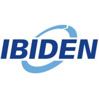 IBIDEN logo vector logo
