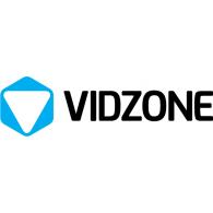VidZone logo vector logo