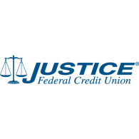 Justice Federal Credit Union logo vector logo