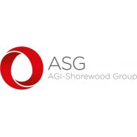 ASG logo vector logo