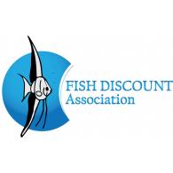 Fish Discount Association logo vector logo