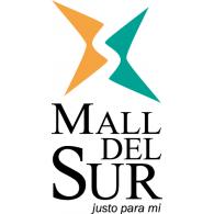 Mall del Sur logo vector logo