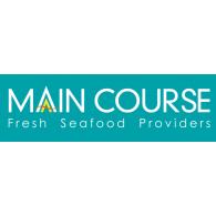 Main Course logo vector logo