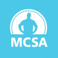 Microsoft MCSA logo vector logo
