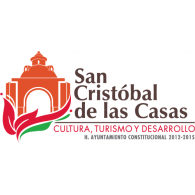 San Cristobal de las Casas logo vector logo