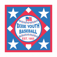 Dixie Youth Baseball logo vector logo