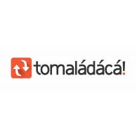 Tomaládácá! logo vector logo