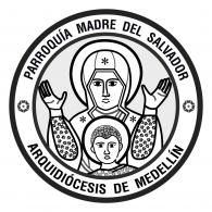 Madre del Salvador logo vector logo