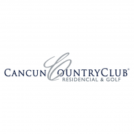 Cancun Country Club logo vector logo