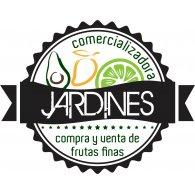 Jardines logo vector logo