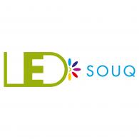 Led Souq logo vector logo