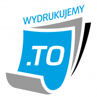 Wydrukujemy logo vector logo