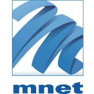 MNET logo vector logo