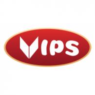 Restaurante VIPS logo vector logo