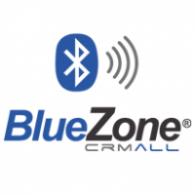 BlueZone Crmall logo vector logo