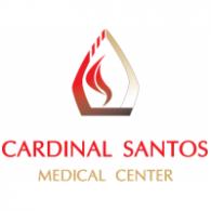 Cardinal Santos Hospital logo vector logo