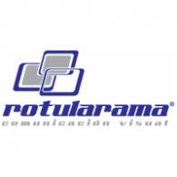Rotularama logo vector logo
