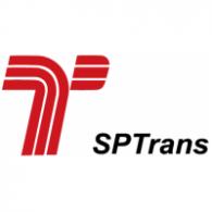 SP Trans logo vector logo